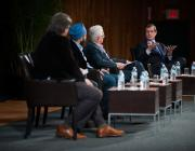 2014 Executive Leadership Keynote Panel - Working with the CEO and the Board